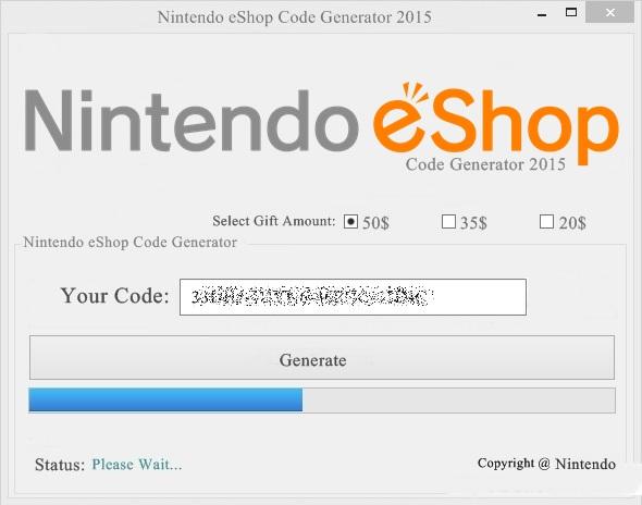 eshop code generator 2015 no survey free download hack games apk